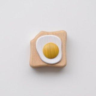 エッグトーストのラトル---ナカムラ工房