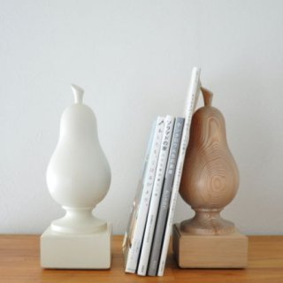 Pear Bookend | Door Stop---cremore mill