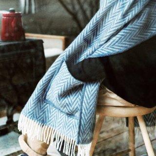 IIDA pocket shawl | ポケット付きショール---LAPUAN KANKURIT