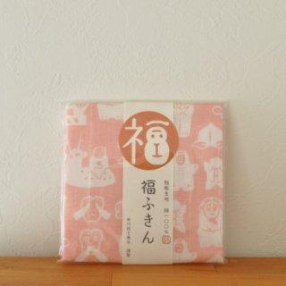 福ふきん 申---中川政七商店