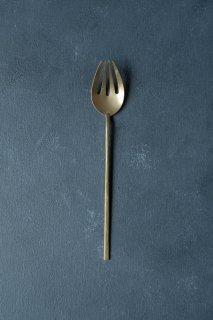 Lue   よつばフォーク 真鍮 カトラリー