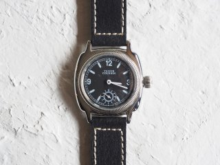 Vague Watch   COUSSIN Black