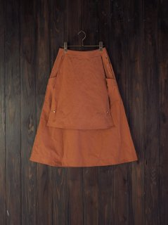Eatable of Many Orders エタブル TEMPERING SKIRT スカート エプロンワンピース [ラスト1点]