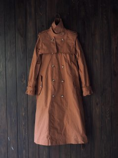 Eatable of Many Orders  エタブル  THEOBROMA TRENCH COAT  トレンチコート[30%off] [ラスト1点]