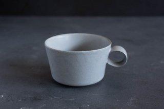 yumiko iihoshi porcelain イイホシユミコ unjour  apres midi cup (cup M) color:smoke blue