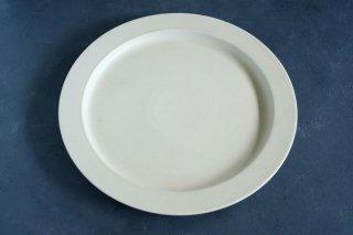 yumiko iihoshi porcelain イイホシユミコ unjour  matin plate (plate L) color:suna