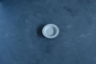 yumiko iihoshi porcelain イイホシユミコ unjour  nuit plate (plate SS) color:smoke blue
