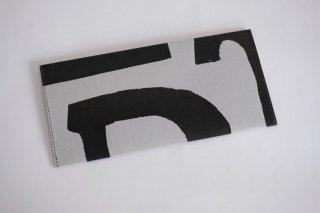 SIWA | 紙和 SAMIRO YUNOKI FLAT ウォレット Pattern:02