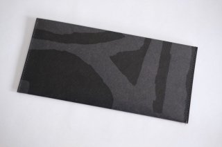 SIWA | 紙和 SAMIRO YUNOKI FLAT ウォレット Pattern:04