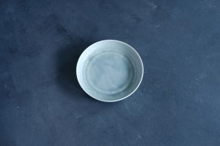yumiko iihoshi porcelain イイホシユミコ ReIRABO Round plate L color:spring mint green