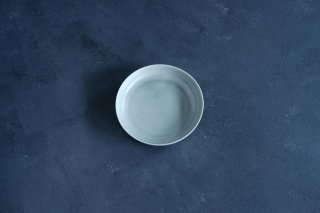 yumiko iihoshi porcelain イイホシユミコ ReIRABO Round plate M color:spring mint green