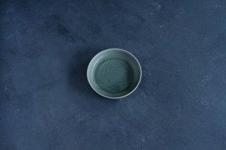 yumiko iihoshi porcelain イイホシユミコ ReIRABO Round plate S color:winter night gray
