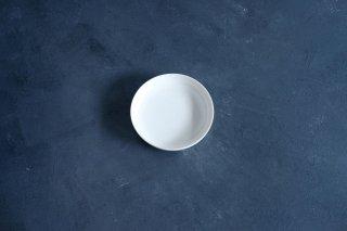 yumiko iihoshi porcelain イイホシユミコ ReIRABO Round plate S color:quiet white
