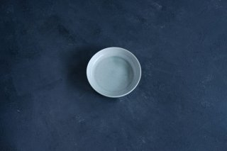yumiko iihoshi porcelain イイホシユミコ ReIRABO Round plate S color:spring mint green