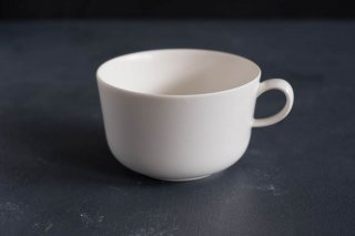 yumiko iihoshi porcelain イイホシユミコ ReIRABO Cup L color:quiet white