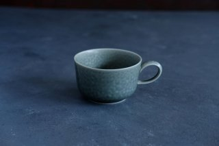 yumiko iihoshi porcelain イイホシユミコ ReIRABO Cup S color:winter night gray