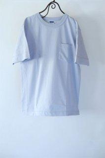ASEEDONCLOUD  アシードンクラウド Handwerker  ハンドベーカー Healthknit  ヘルスニット Tシャツ Light Blue