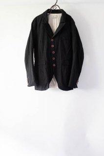 【別注】daska  ダスカ  Basic Jaket ジャケット color : Black