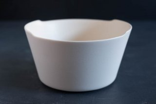 yumiko iihoshi porcelain イイホシユミコ unjour matin bowl L color:suna