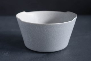 yumiko iihoshi porcelain イイホシユミコ unjour matin bowl L color:nami