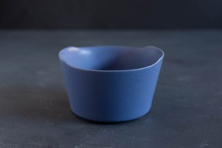 yumiko iihoshi porcelain イイホシユミコ unjour matin bowl M color:ruri