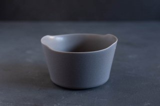 yumiko iihoshi porcelain イイホシユミコ unjour matin bowl M color:rainy gray