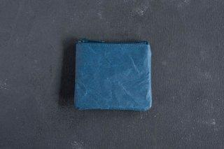 SIWA | 紙和 コインケース  color:Blue