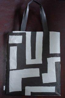 SIWA | 紙和 SAMIRO YUNOKI FLATバッグ L Pattern:01