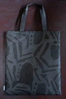 SIWA | 紙和 SAMIRO YUNOKI FLATバッグ L Pattern:04