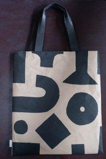 SIWA | 紙和 SAMIRO YUNOKI FLATバッグ L Pattern:05