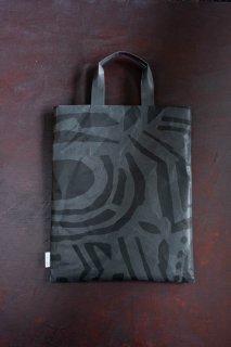 SIWA | 紙和 SAMIRO YUNOKI FLATバッグ M Pattern:04