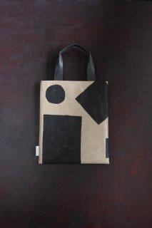 SIWA | 紙和 SAMIRO YUNOKI FLATバッグ S Pattern:05