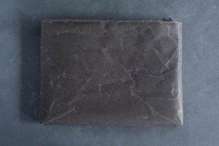 SIWA | 紙和 PC/タブレットケース iPadサイズ  color:Black
