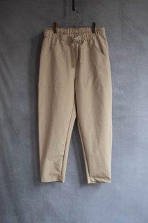 ASEEDONCLOUD  アシードンクラウド Handwerker  ハンドベーカー HW easy trousers  Beige[ラスト1点]