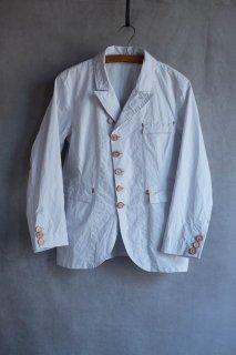 【別注】daska  ダスカ  Basic Jacket ジャケット  color : 月白 [ラスト1点]