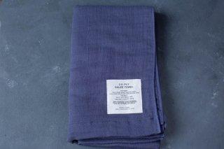 SHINTO TOWEL 2.5重ガーゼタオル  BATH TOWEL L color:MIX Navy