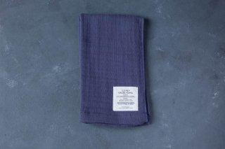 SHINTO TOWEL 2.5重ガーゼタオル  MUFFLER color:MIX Navy