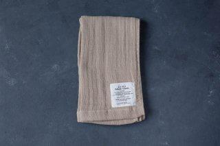 SHINTO TOWEL 2.5重ガーゼタオル  MUFFLER color:MIX Beige