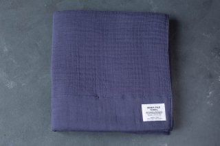 SHINTO TOWEL インナーパイルタオル BATH TOWEL color:Navy