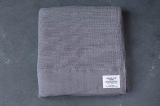 SHINTO TOWEL インナーパイルタオル BATH TOWEL color:Charcoal