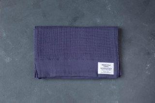 SHINTO TOWEL インナーパイルタオル FACE TOWEL color:Navy
