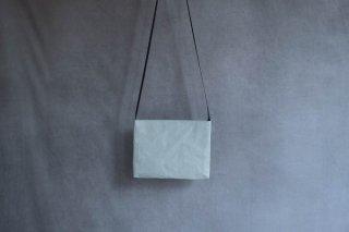 SIWA | 紙和 サコッシュ  color:Gray