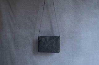 SIWA | 紙和 サコッシュ  color:Black