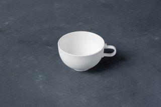 yumiko iihoshi porcelain イイホシユミコ SHIONARI cup M color:white