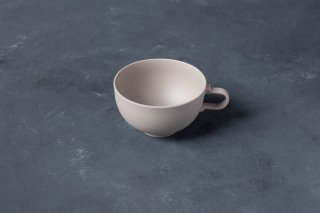 <img class='new_mark_img1' src='https://img.shop-pro.jp/img/new/icons13.gif' style='border:none;display:inline;margin:0px;padding:0px;width:auto;' />yumiko iihoshi porcelain イイホシユミコ SHIONARI cup M color:gray