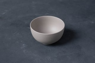 yumiko iihoshi porcelain イイホシユミコ SHIONARI bowl color:gray