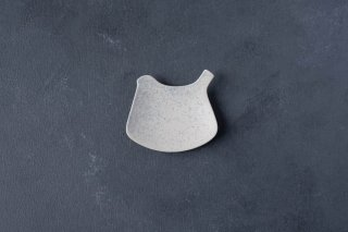 [在庫限り販売終了] yumiko iihoshi porcelain イイホシユミコ tori plate トリプレート nami