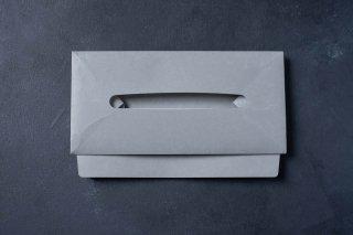 SIWA | 紙和 ティッシュボックスケース Gray