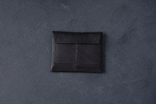 kagari yusuke   カガリユウスケ 封筒型コインケース black