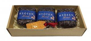 HC-001 コーヒーギフト 氷点ブレンド(豆)100g 3個入